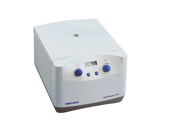Centrifuge 5702 und 5702 R Centrifuges without and with cooling system for medical routine as well as clinical and biotechnological research.