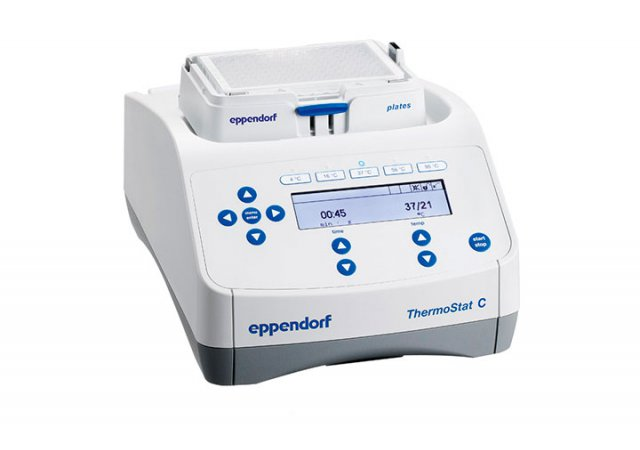 Mixer family for reaction tubes, PCR plates, deepwell plates and MTPs. These devices combine precise temperature control and mixing in the laboratory.||