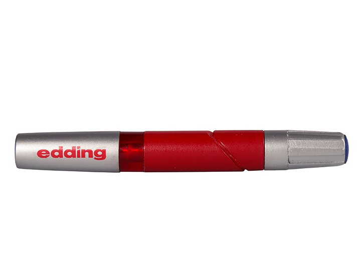 Free Ink Marker This whiteboard marker made for moderators is a product of the premium Edding family.